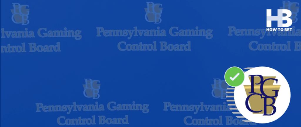 PA online casino regulation