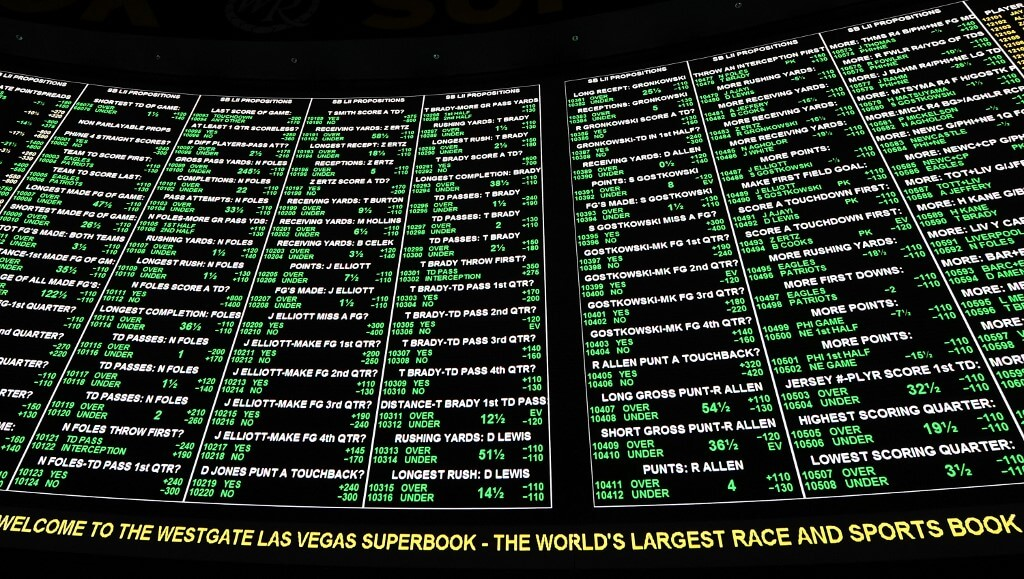 Learn how to bet on NFL in online sportsbooks and in Vegas